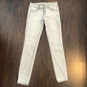 American Eagle jeans super stretch jegging size 4